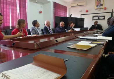 PRESS STATEMENT – Turkish Waste Management Experts Visit Zambia